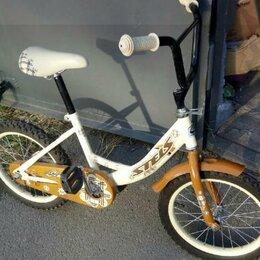 Велосипеды - Велосипед детский 16 дюймов с колесиками, 0