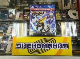 Игры для приставок и ПК - Ratchet & Clank (PS4), 0