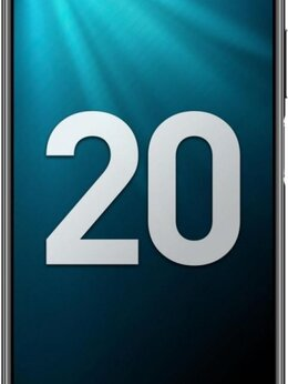Мобильные телефоны - Смартфон Honor 20 6/128GB Midnight Black RUS, 0