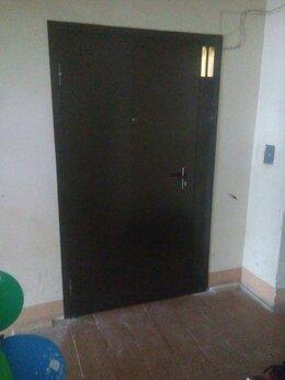 Входные двери - двери тамбурные металлические, 0