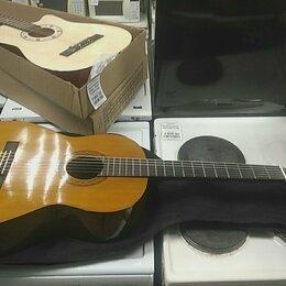 Акустические и классические гитары - Акустическая гитара Yamaha C40 , 0