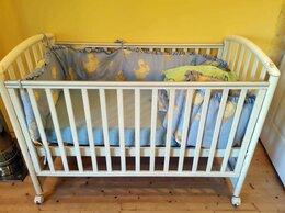 Кроватки - Кроватка Pali Ciak Италия бук, матрас Ikea, 0