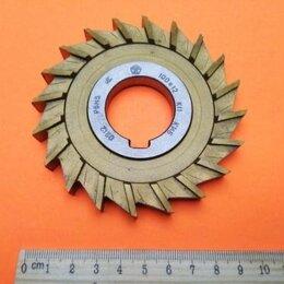 Для фрезеров - Фреза дисковая 3-х сторонняя 100х12, 0