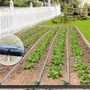 Капельная эмиттерная лента полива на огороде Viola 50 метров шаг 10 см по цене 700₽ - Капельный полив, фото 5