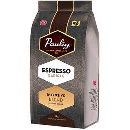 """Ингредиенты для приготовления напитков - Кофе в зернах Paulig """"Espresso Barista"""", вакуумный пакет, 1кг, 0"""