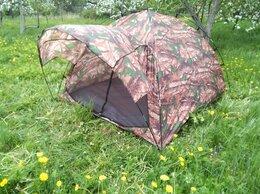 Палатки - 3х местная палатка с навесом, 0