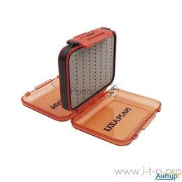 Защита и экипировка - Коробка для мормышек и мелких аксессуаров Namazu тип В, 125х100х42 мм/80/, 0