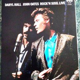 Видеофильмы - VHD диск – HALL & OATES – Rock'N Soul Live - 1983  – Victor – Japan – EX+ , 0