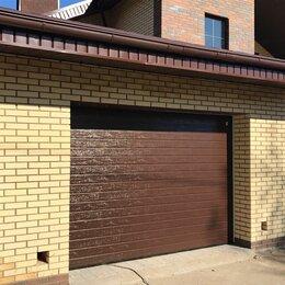 Заборы, ворота и элементы - Ворота секционные 2700*2250, 0