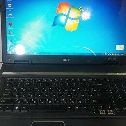 Ноутбуки - Ноутбук Acer Extensa 7220/ 17 дюймов рабочий, 0