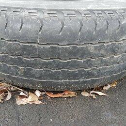 Шины, диски и комплектующие - пара (2шт.) Bridgestone Dueler H/T 840 265/65 R17, 0