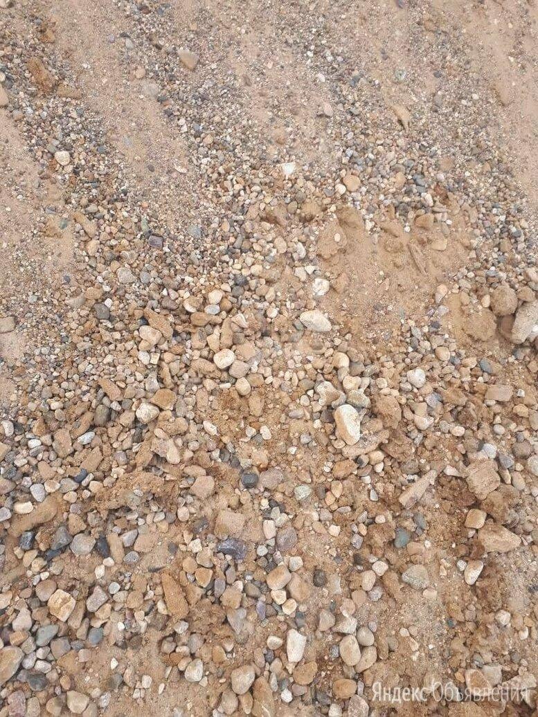 Песчано-гравийная смесь природная по цене 700₽ - Строительные смеси и сыпучие материалы, фото 0