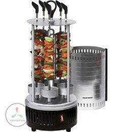Электрические грили и шашлычницы - Электрошашлычница Redmond RBQ-0252, 0