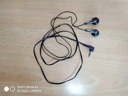 Наушники и Bluetooth-гарнитуры - Наушники Panasonic 3.5 мм, вкладыши, черные  , 0