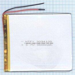 Аккумуляторы - Аккумулятор Li-Pol (батарея) 3*94*108мм 2pin…, 0