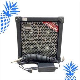Гитарное усиление - Roland комбоусилитель Micro Cube RX , 0