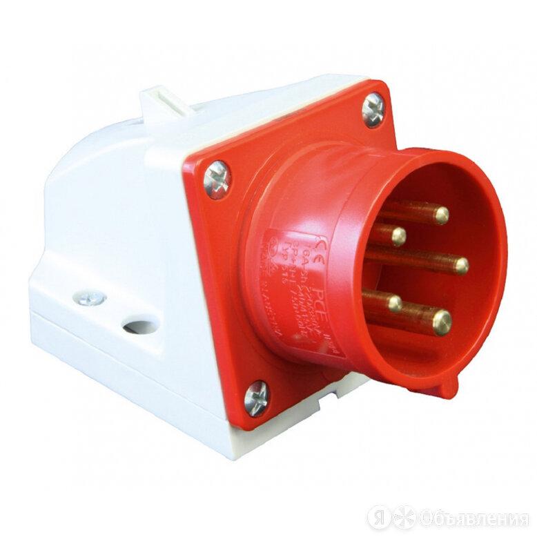 Настенная вилка PCE 515-6 по цене 700₽ - Радиодетали и электронные компоненты, фото 0