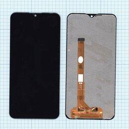 Дисплеи и тачскрины - Модуль (матрица + тачскрин) для Vivo Y95 черный, 0