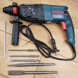 Перфораторы - Перфоратор Bosch 2-26 с набором буров, 0