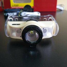 Фонари - Налобный фонарь аккумуляторный HT-743 с датчиком движения , 0