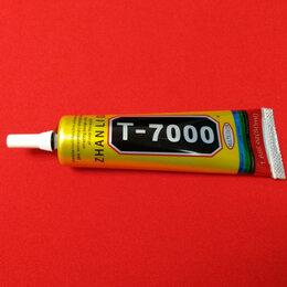 Масла, технические жидкости и химия - 057628 Клей Zhanlida T-7000 черный 15мл, 0