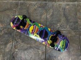 Скейтборды и лонгборды - Скейтборд Plank Retrolaser новый, 0