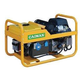 Электрогенераторы - Генератор бензиновый Caiman (Кайман) Leader…, 0