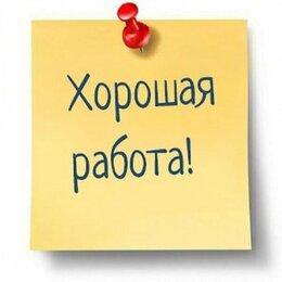 Разнорабочий - Временный директор на зарплату 30000-40000 р, 0