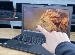 Ноутбуки - Ноутбук Т560 сенсорный IPS FHD , 0