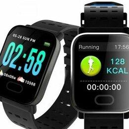 Умные часы и браслеты - Смарт часы A6, 0