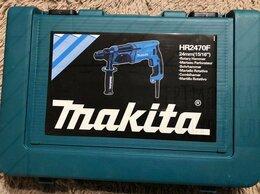 Перфораторы - Перфоратор Makita HR 2470, 0