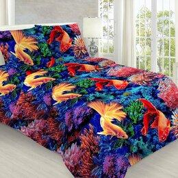 Постельное белье - Комплект постельного белья из бязи «Жемчужина Азии», двуспальный, 100% хлопок, 0