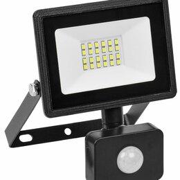 Интерьерная подсветка - Прожектор светодиодный СДО 06-50Д 6500К IP54 с ДД черн. IEK LPDO602-50-65-K02, 0