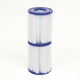 Фильтры, насосы и хлоргенераторы - Картридж для фильтр-насоса тип II, 106х136 мм, 2…, 0