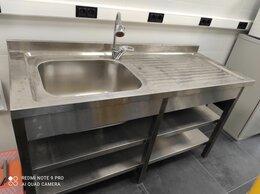 Кухонные мойки - Мойка с тумбой из нержавейки, 0