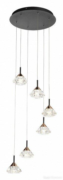 Подвесной светильник ST-Luce Untido SL1601.423.06 по цене 15887₽ - Люстры и потолочные светильники, фото 0