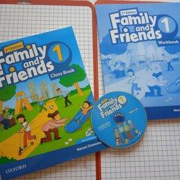 Учебные пособия - Учебник английского family and friends 1, 0