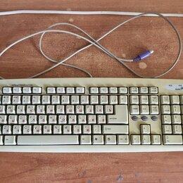 Клавиатуры - Клавиатура Genius и мышка, 0