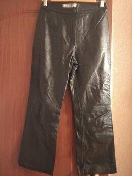 Брюки - Кожаные брюки , 0