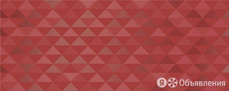 Декор AZORI Vela Carmin Confetti (505х201) красный (шт.) по цене 630₽ - Керамическая плитка, фото 0