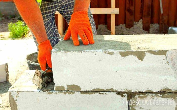 Укладка газобетонных блоков в Крыму - Архитектура, строительство и ремонт, фото 0