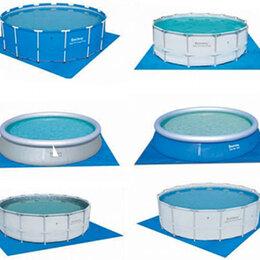 Тенты и подстилки - Подстилка для бассейна 472х472 см, Intex, 0