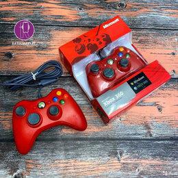 Рули, джойстики, геймпады - Проводной джойстик Xbox 360, 0