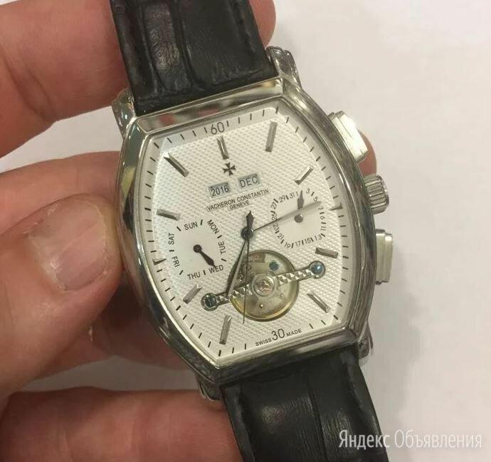 Vacheron constantin часы бочка по цене 10000₽ - Наручные часы, фото 0