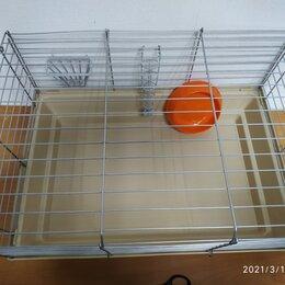 Клетки и домики  - клетка для кролика/морской свинки, 0