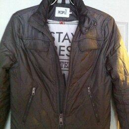 Куртки - Куртка муж. р.46-48 деми., 0