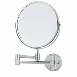 Зеркала - Зеркало косметическое настенное, двухстороннее. , 0