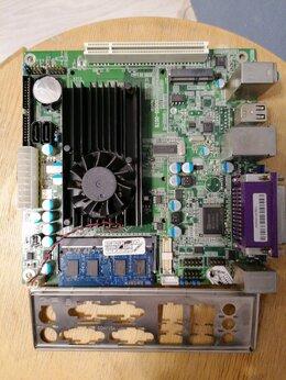Материнские платы - Комплект на Intel Atom D525, 0