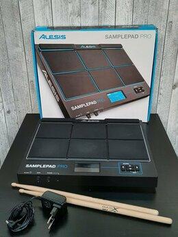 Ударные установки и инструменты - Семплер Alesis Sample Pad PRO  электронные…, 0