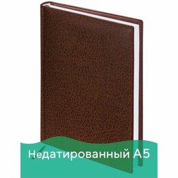 Канцелярские принадлежности - Ежедневник недатированный А5 (138х213 мм)…, 0